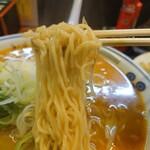 yaya屋 - 2021年4月 肉味噌もやし麺 950円