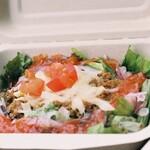 10°CAFE - トマトのタコライステイクアウト