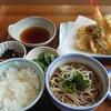 秋月庵 三次郎 - 料理写真:天ぷら定食 990円