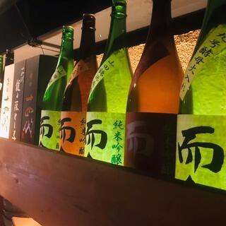 入手困難な各地の銘酒が月替わりで楽しめます