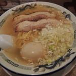 IKR51with五拾壱製麺 - えび塩らーめん