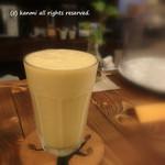 カフェ ムリクリ - ミックスジュース
