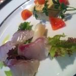 WINISTA - 前菜2種 Half & Half
