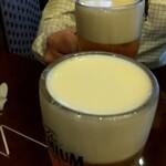 mitsuboshiyatai - 生ビールで乾杯(^^♪