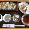 蕎麦処 天和庵 - 料理写真:天せいろ大盛り 1,705円