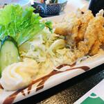 山びこ - 料理写真:ワカサギフライ