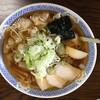 福家そばや - 料理写真:ワンタンメン ネギトッピング