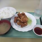 札幌市南区役所食堂 - 料理写真: