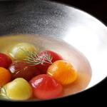 ルパド ナオシマ - カラフルトマトのピクルス