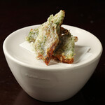 ルパド ナオシマ - 煮穴子のフリット