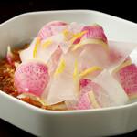 ルパド ナオシマ - 2色の大根サラダ
