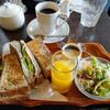 Cafe De Finesse - 料理写真:
