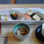 柿の葉ずし ヤマト - 料理写真:
