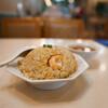 川ばた - 料理写真:エビチャーハン¥890 (スープつき)