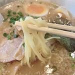 麺僧 - 麺も美味しい