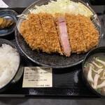 150432592 - 上キセキカツ定食(300g)