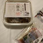 しょうが焼きBaKa - * 桃豚のしょうが焼き 特製豚皿 700円