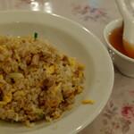 北京 - 炒飯&スープ