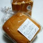 BOUL'ANGE - 北海道産小麦食パン(5枚切)税別340円