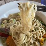 中華バルSAISAI。 - 麺リフト(サンダー麺)