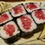 亀すし - 料理写真:鉄火巻