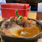 150448013 - 横浜やまゆり豚 steak curry