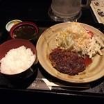 15045171 - ハンバーグ定食