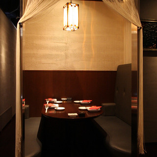 【半個室】少人数様にも満足のいく空間をご用意『ホコラ』