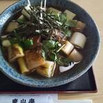 東山庵 - 料理写真: