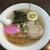 支那そば幸道 - 料理写真:幸道の塩