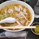 一休庵 - 料理写真:肉中華(冷特盛)