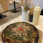 粉なカフェ - 料理写真: