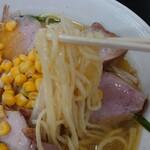 手打 焔 - 麺