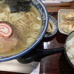 梵天楼 坊田製麺所 - 料理写真: