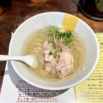 150469731 - 塩生姜らー麺