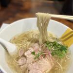 150469734 - 塩生姜らー麺