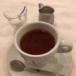 150472779 - 食後の紅茶。