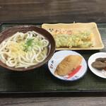 ことひら製麺 - 料理写真:今日のランチ