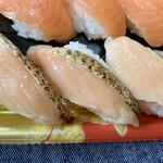 はま寿司 - 焼きとろサーモンも好き♡