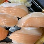 はま寿司 - やっぱり大トロサーモンが一番好きかな??
