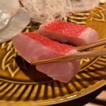 丿貫 - 丿貫(稲取キンメ)