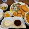 わらじや - 料理写真:海鮮フライ定食 880円+税