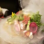 エディフィカ - 神戸野菜とオードブル5種(スモーク演出)