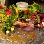 エディフィカ - 神戸野菜とオードブル5種