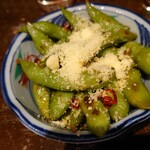 スタンド タイガーリリー - 枝豆のペペロンチーノ