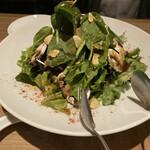 バルデエスパーニャ ビルゴ - - 本日のサラダ