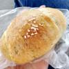 ブロワ - 料理写真:アオサの塩パン 183円