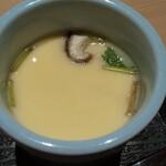 寿司の美登利総本店 - 茶わん蒸し