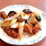 バーミヤン - 香港風酢豚