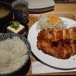 鳥ノイエ - 料理写真:照り焼き定食
